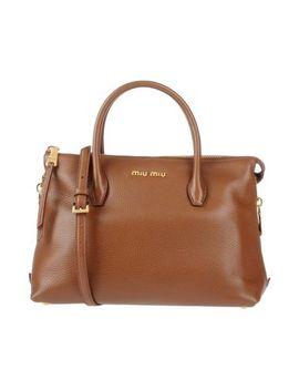 Miu Miu Handbag   Handbags by Miu Miu