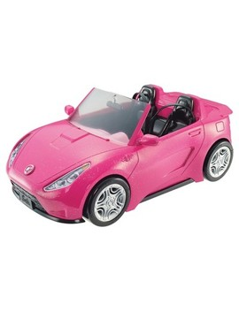 Barbie Glam Convertible by Barbie