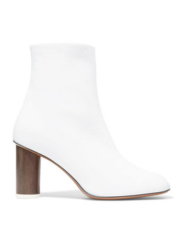 Spath Leather Ankle Boots by Neous