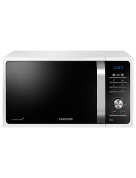 Samsung Ms23 F301 Taw Solo Microwave Oven, White by Samsung
