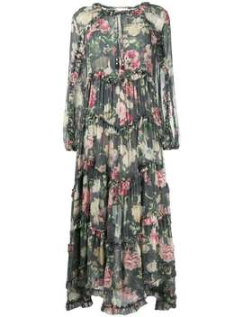Zimmermannresort Ruffled Dresshome Women Zimmermann Clothing Day Dresses by Zimmermann