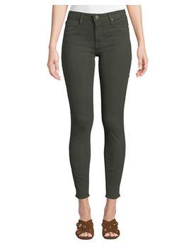 Ava Skinny Corduroy Pants by Parker Smith