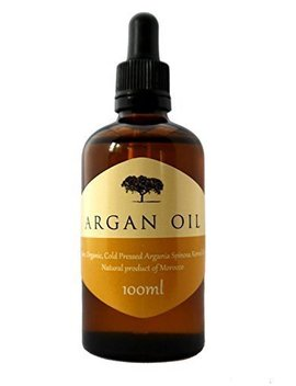 Argan Oil 100 Percents Pure 100ml by Truly Moroccan