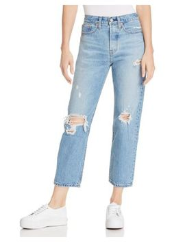 Wedgie Straight Jeans In Authentically Yours by Levi's