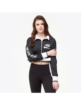 Nike Archive Cropped Track Jacket by Nike