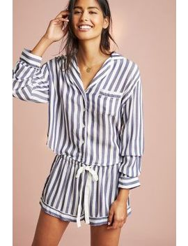 Rails Albany Striped Sleep Set by Rails