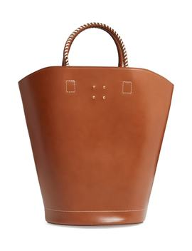 Margaret Leather Tote by Trademark