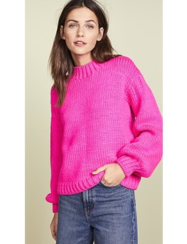 Rhea Pullover Sweater by Ulla Johnson