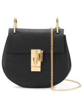 Chloésmall Drew Shoulder Baghome Women Chloébags Mini Bags by Chloé