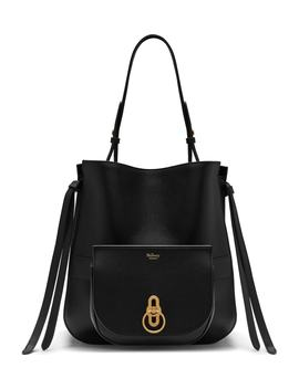 Amberley Leather Hobo by Mulberry