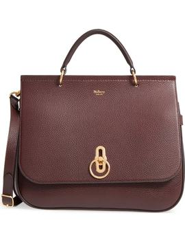 Amberley Leather Shoulder Bag by Mulberry