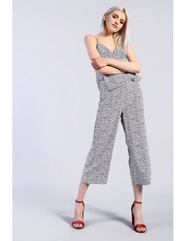 **Spotted Culottes By Glamorous Tall by Topshop