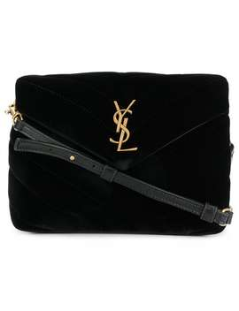 Saint Laurent Monogram Envelope Baghome Women Saint Laurent Bags Messenger & Crossbody Bags by Saint Laurent