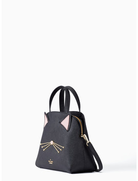 Cat's Meow Small Lottie by Kate Spade