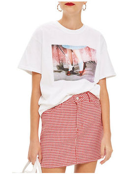 Wizard Of Oz T Shirt By And Finally by Topshop