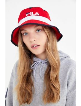 Fila Heritage Bucket Hat by Fila