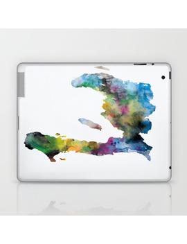 Haiti Laptop & I Pad Skin by
