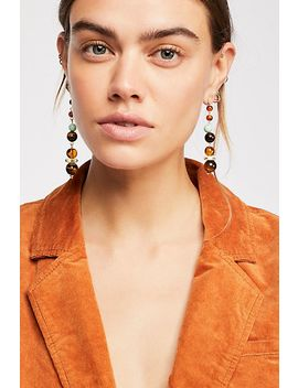 Vida Beaded Earrings by Free People