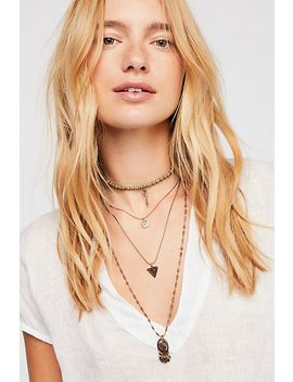 Sofia Layered Necklace by Free People
