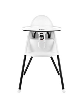 Baby Björn High Chair   White by Baby Bjorn