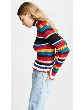 Turtleneck Sweater by Msgm