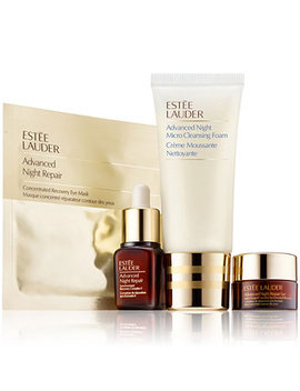 4 Pc. Wake Up To Radiant, Youthful Looking Skin Set by Estée Lauder