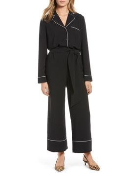 Pajama Jumpsuit by 1901