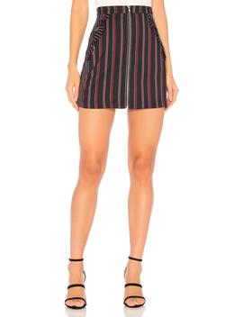 Ruffle Pocket Skirt by Bcb Generation