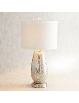 Elena Crackle Mosaic Table Lamp by Pier1 Imports