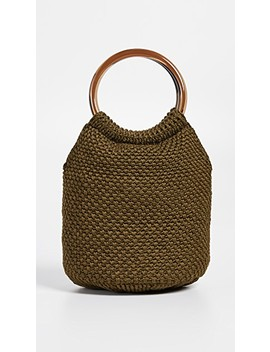 Praia Knit Bucket Bag by Rachel Comey