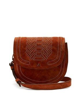 Ghianda Mini Stud Embellished Leather Bag by Altuzarra