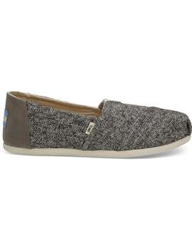 Birch Terry Cloth Women's Classics by Toms