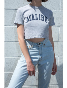Helen Malibu Top by Brandy Melville