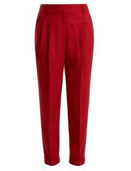 Albert Wool Trousers by Racil