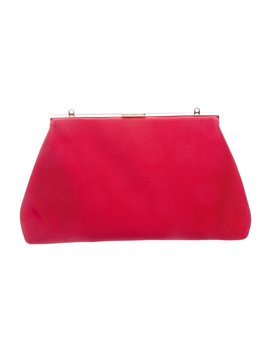 Mini Volume Clutc H by Mansur Gavriel