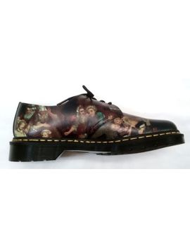 New! Dr Martens Docs Air Wair, 10, Hogarth Renaissance, Leather *Rare In Box!* by Dr. Martens