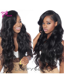 Silk Top Lace Front Wig Virgin Peruvian Lace Front  Human Hair Wigs With Baby Hair For Black Women Silk Base Wigs 130 Percents Density by Xcsunny