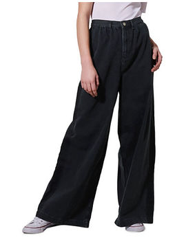 Wide Leg Jeans By Boutique by Topshop