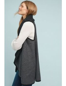 Samantha Reversible Vest by Anthropologie