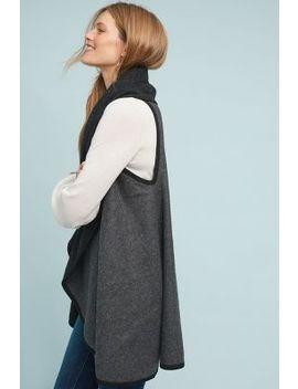 Samantha Reversible Vest by Anthropologie