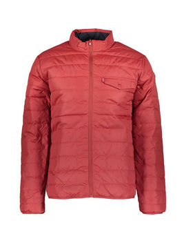 Red Reversible Down Jacket by Levi's