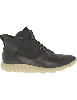 Black High Ankle Trainers by Timberland