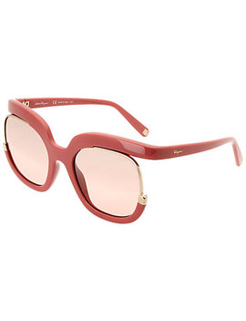 Salvatore Ferragamo Women's Sf863 S 56mm Sunglasses by Salvatore Ferragamo