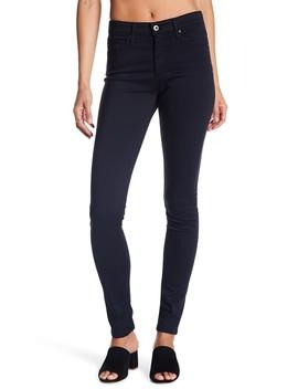 Farrah Faux Leather Pants by Ag