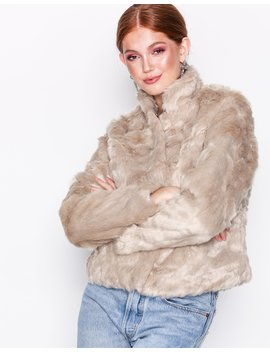 Onl Viva Fur Jacket Cc Otw by Only