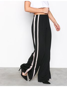 Stripe Crepe Pants by Nly Trend