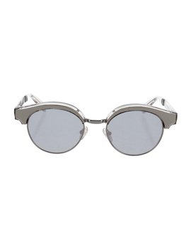 Cleopatra Reflective Sunglasses by Le Specs