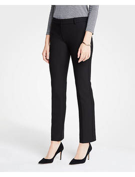The Straight Leg Pant by Ann Taylor
