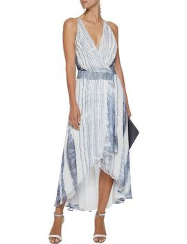 wrap-effect-printed-silk-chiffon-midi-dress by haute-hippie