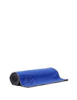 """Equa Hold 72"""" New Moon Yoga Mat Towel by Manduka"""